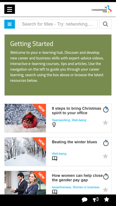 Changemaker Hub Portal