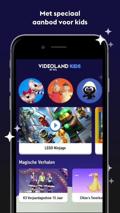 Videoland - App voor iPhone, iPad en iPod touch - AppWereld