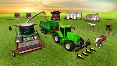Echter Traktor Raserei Landwirt Simulator 18Screenshot von 5