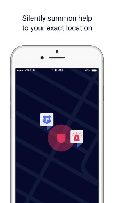 SafeTrek - Personal Safety app image
