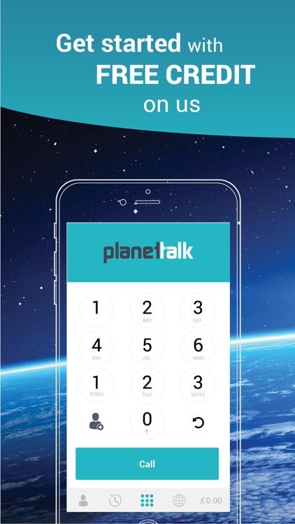 PlanetTalk Calling