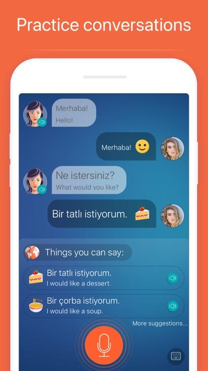 Learn Turkish: Language Course screenshot-3