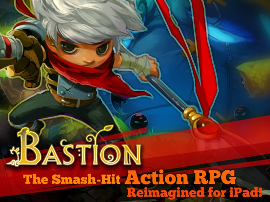 Bastion Screenshot
