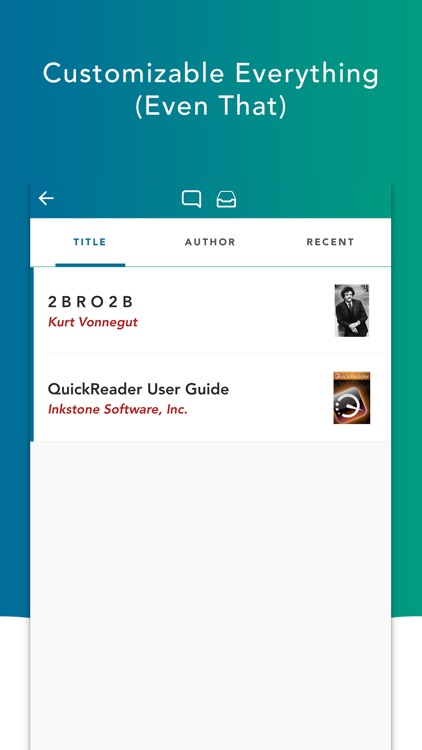 QuickReader Lite