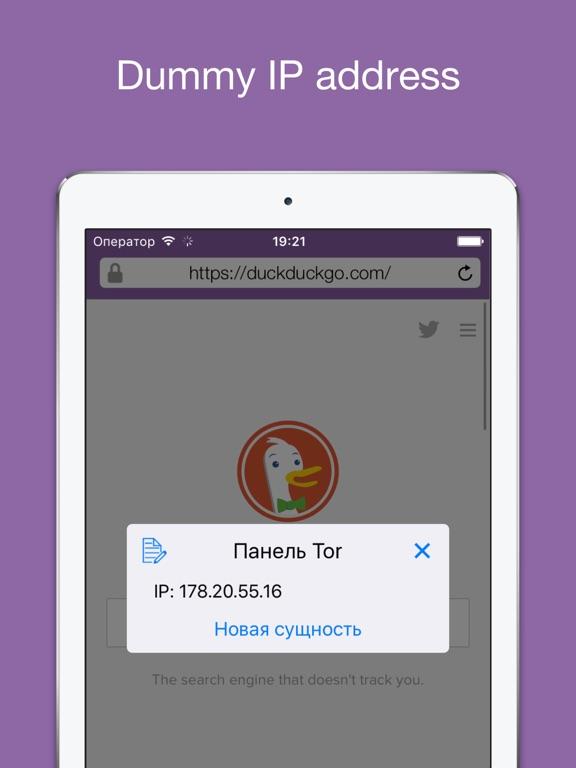 TOR Browser: Proxy Browsing Screenshots