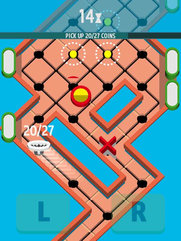 Left or Right? The Zigzag Line screenshot 6
