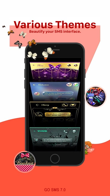 GO SMS Pro ™ By GO Dev Team screenshot-4