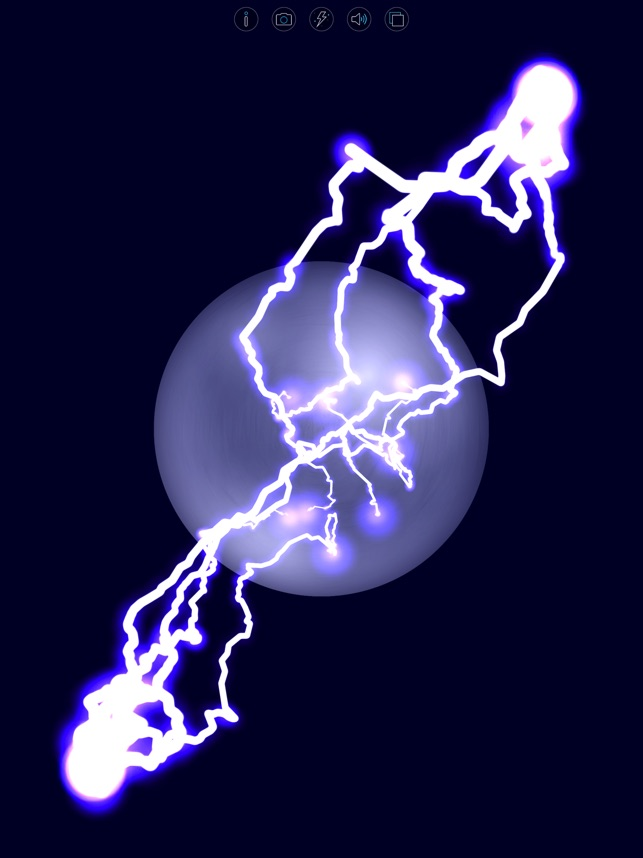 Volt - 3D Lightning on the App Store