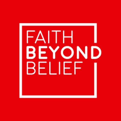 Faith Beyond Belief Be Ready icon