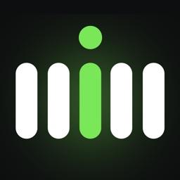 Gstring-Chromatic guitar tuner