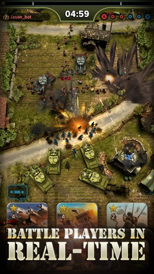 SIEGE: World War II on the App Store
