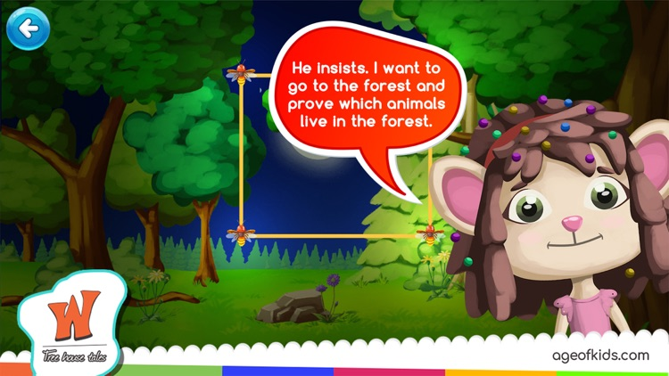 Animals Forest Wonderwood