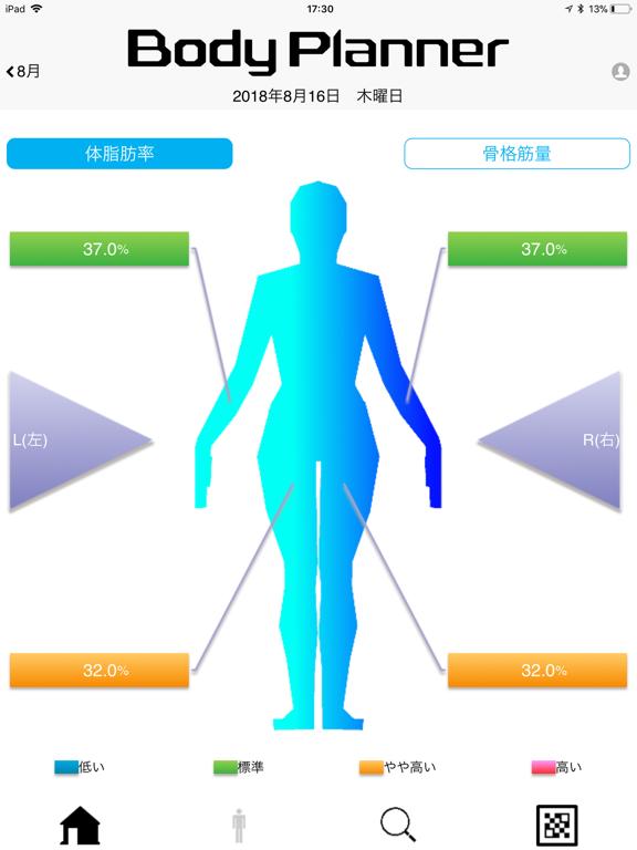 Body Plannerのおすすめ画像2
