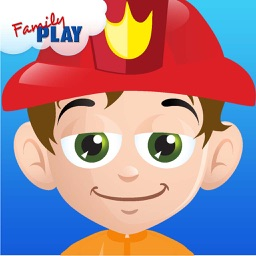 Fireman Toddler School: Games for Kids