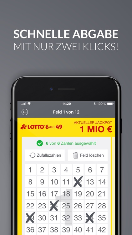 Lotto und EuroJackpot App screenshot-3