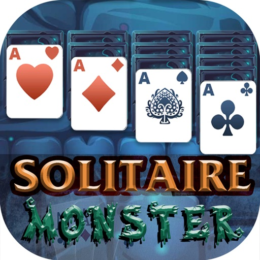 Download Solitaire Monster free for iPhone, iPod and iPad