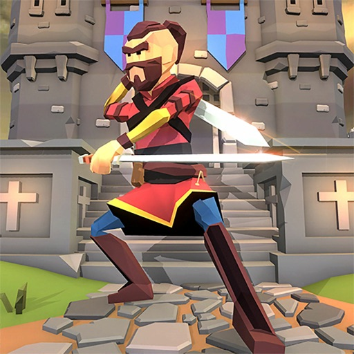 Blocky Shadow Ninja Kungfu War