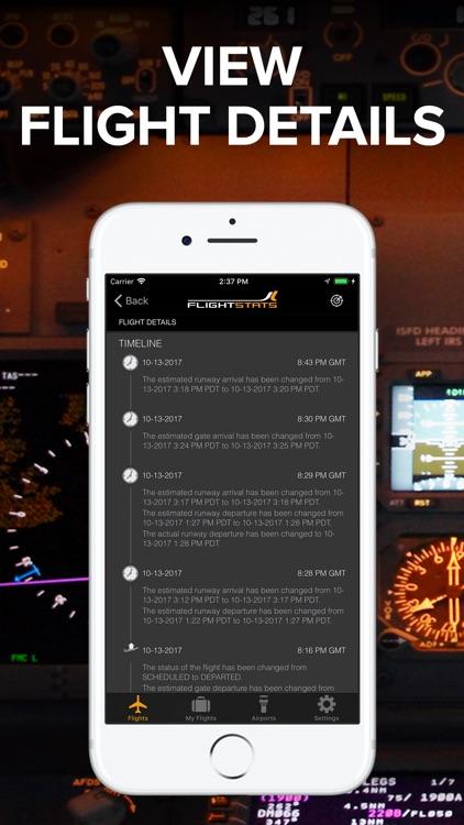 FlightStats screenshot-4