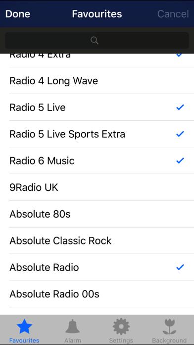 The Radio screenshot four