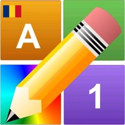 Română Litere Numere Culori