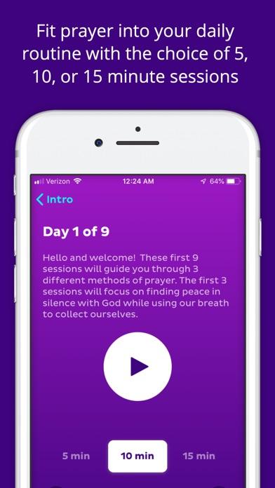 Hallow: Prayer and Meditation Screenshot