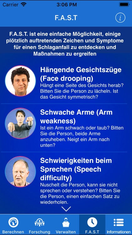 Stroke Riskometer German Pro