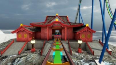 Roller Coaster Himalayas VR screenshot 5