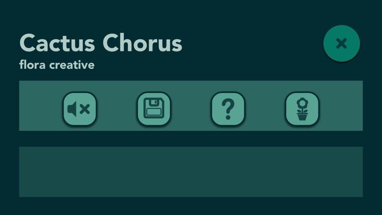 Cactus Chorus