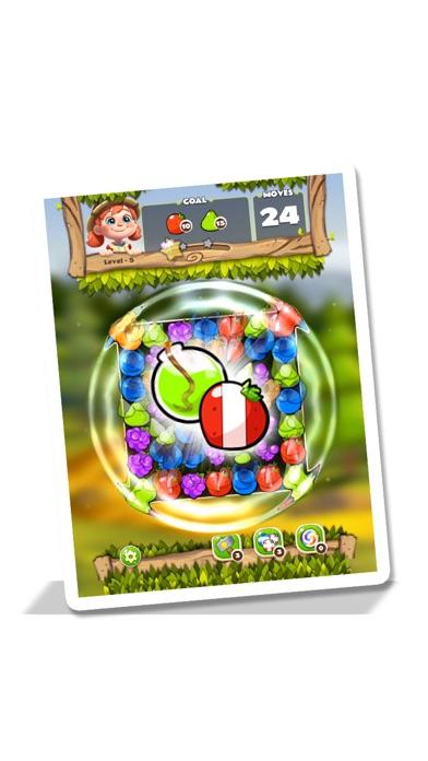Fruits POP - Jungle Adventure screenshot 3