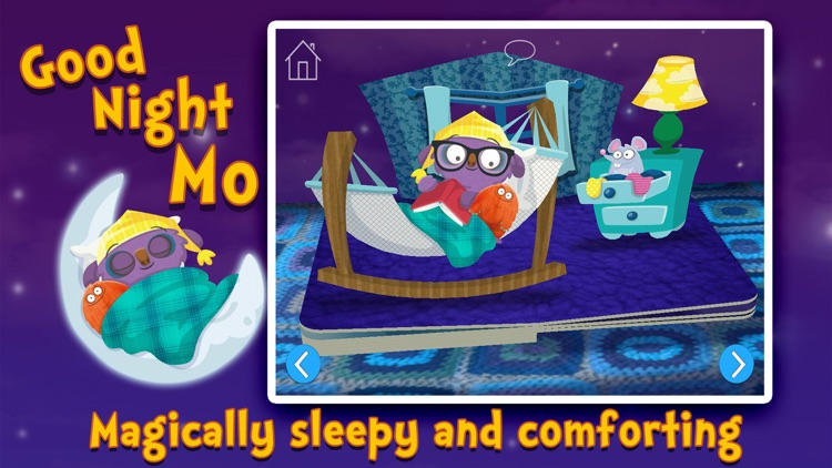 Goodnight Mo ~ 3D Interactive Pop-Up Book screenshot-3