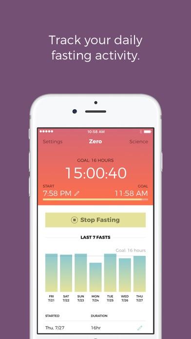Download Zero - Fasting Tracker for Pc