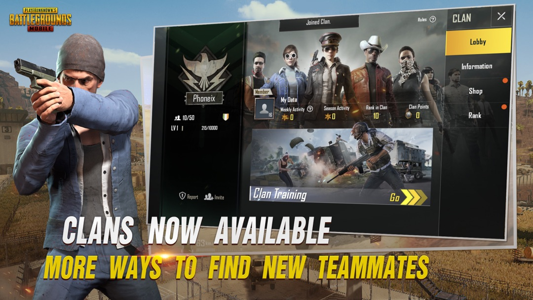 PUBG MOBILE - Online Game Hack and Cheat | Gehack com