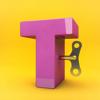 Typotastic! Videos mit 3D Text