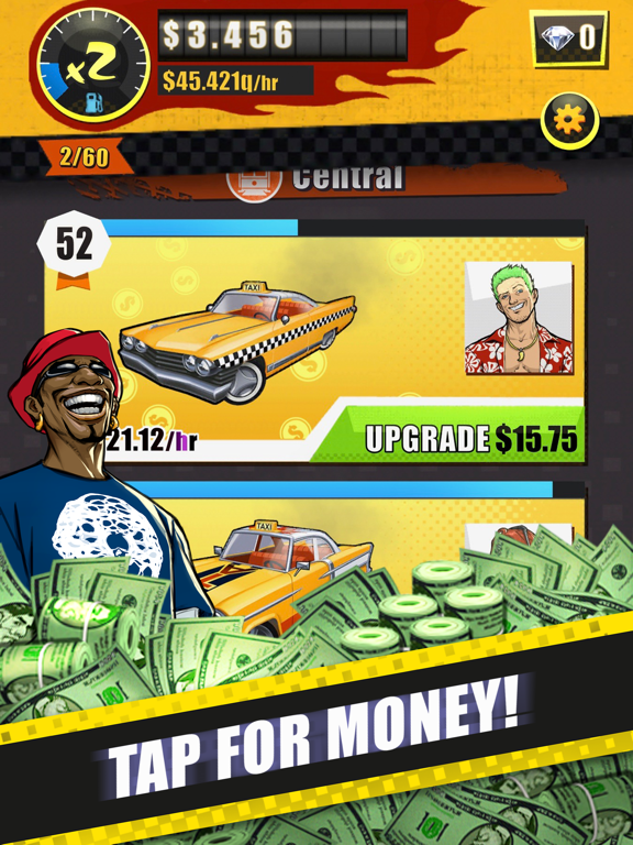 Crazy Taxi Idle Tycoon by SEGA (iOS, United Kingdom) - SearchMan App