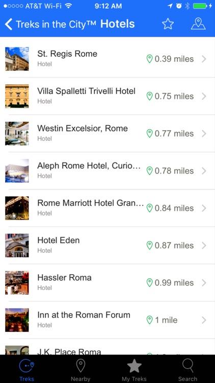 VR TreksInTheCity: Rome screenshot-3