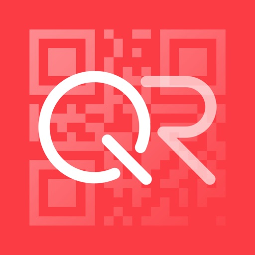 """Official QR Code reader """"Q"""" Icon"""