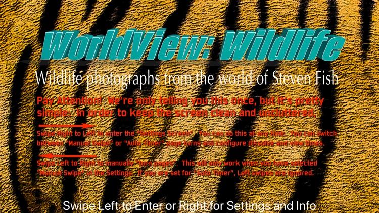 WorldView: Wildlife