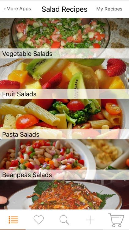 250 Salad Recipes