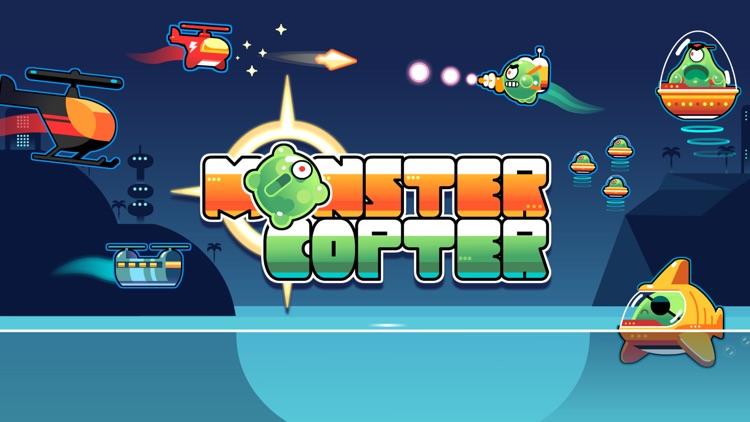Monster Copter! screenshot-4