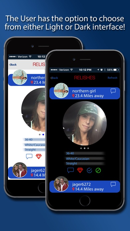 Relish Dating screenshot-4