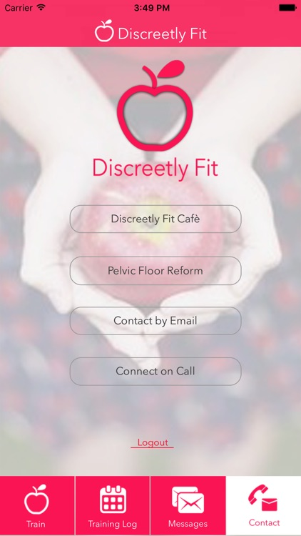 Discreetly Fit screenshot-4