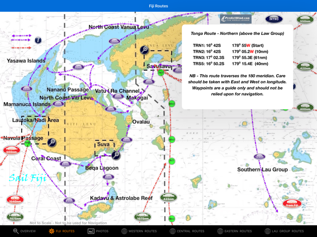 Sail Fiji Cruising Guide on the App Store