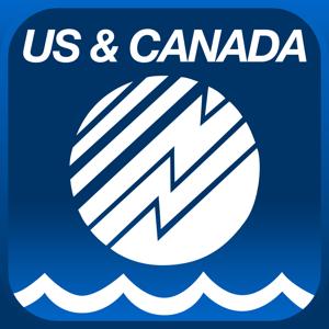 Boating US&Canada app