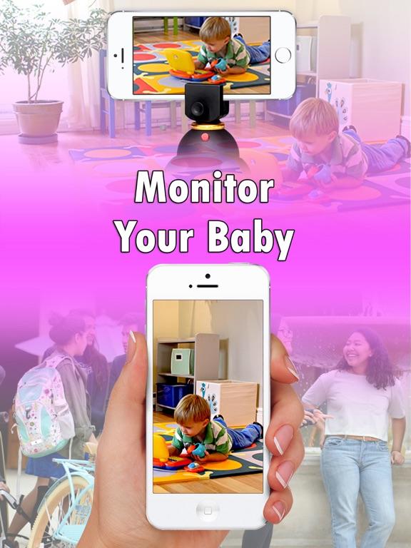 Baby Cam Sleep Monitor screenshot 5