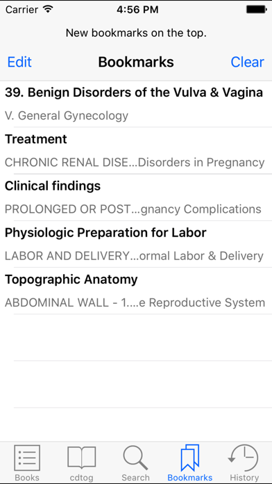 点击获取CDT Obstetrics & Gynecology 11