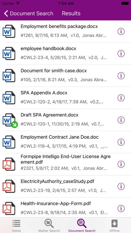 Contentworker by Formpipe screenshot-4