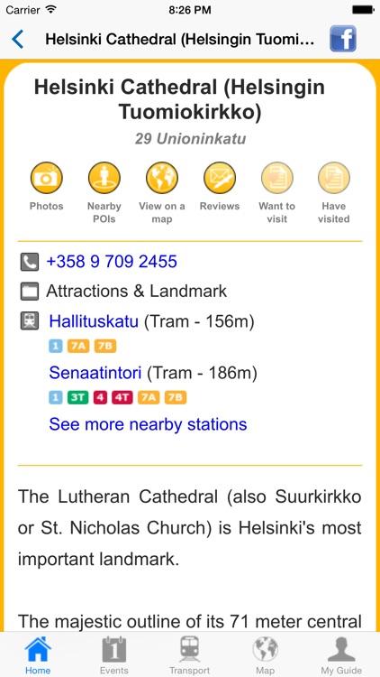 Helsinki Travel Guide Offline screenshot-4
