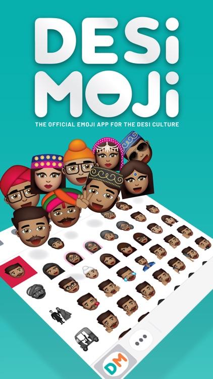 Desi Moji - Emojis for Desis