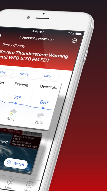 The Weather Channel: Live Maps screenshot-8