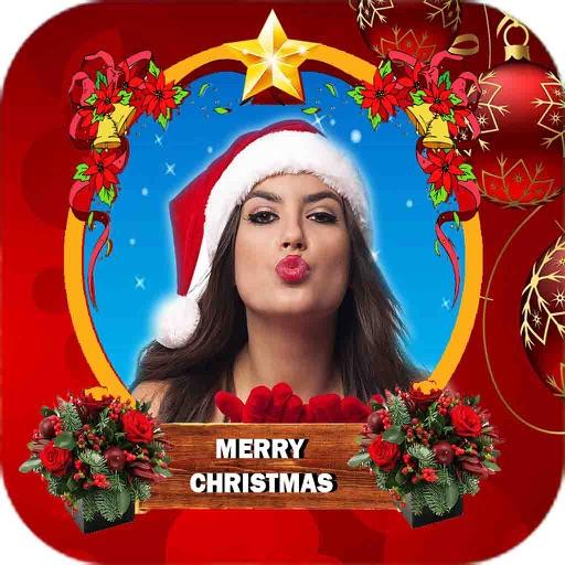 Creative Christmas Photo Frame
